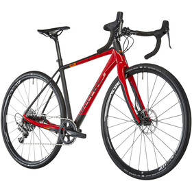VOTEC VRX Pro Gravel red-black